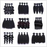 100% vierge brésilien Cheveux humain non transformés avec plein de cuticule