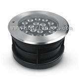 Lumière souterraine de l'éclairage 3W DC24V IP65 DEL d'horizontal
