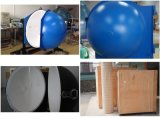 Esfera do lúmen Porable- levou Lumen Tester caso -Espectrofotómetro