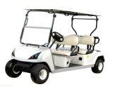 熱い販売4のシートの電気ゴルフカート