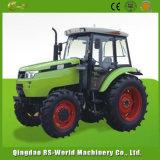 Trattore agricolo all'ingrosso del rifornimento 80HP 4WD