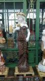 Standbeelden van het Cijfer van de Vrouwen van het Beeldhouwwerk van de Kleur van de mengeling de Marmeren voor Garden&Plaza