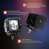 밝은 원격 제어 섬광 12V 6500K 15W RGB 달무리 자동 LED 일 빛