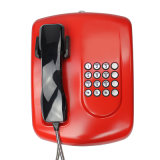 비바람에 견디는 공중 전화 Knzd-04 은행 업무 전화