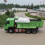 10車輪6X4 336HP Sinotruk HOWOの頑丈なダンプカー/ダンプトラック