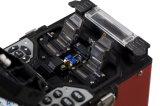 Ideales Faser-Schmelzverfahrens-Filmklebepresse-schnelles Selbstheizungs-schrumpfbares Hülsen-leistungsfähiges Kabel-verbindenes Optikgerät