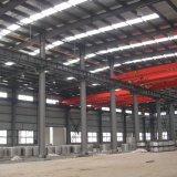 가벼운 단면도 강철 구조물 작업장