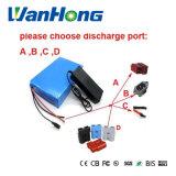 Batterij van de Autoped van de Batterij 48V 2000W van de Fiets van de Batterij van het lithium 48V 25ah de Elektrische Elektrische