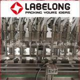 Automatische reinigende chemische Kolben-Füllmaschine