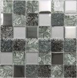 Venta caliente fábrica Backsplash Mosaico de Piedra de Cristal