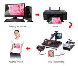 Нагрюя керамическая машина плиты Printitng сублимации давления жары плиты