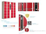 Kast van het Materiaal van de Bouw van de supermarkt en van het Bureau de Digitale Elektronische