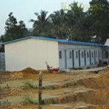 Einfaches Bau-niedrige Kosten-Fertighaus/fabrizierte Landhaus-Haus/Zwischenlage-Panel-Beweglich-Haus vor