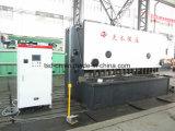 유압 단두대 가위 또는 깎는 기계 또는 금속 절단기 (QC11Y-16X3200)