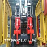 машина прессформы дуновения штрангя-прессовани станции двойника бутылки пестицида 500ml HDPE/PE