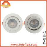 공장은 Ce/RoHS로 5W 7W 10W 12W 15W LED 천장 남비 빛을 공급한다