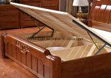 Cama de madera maciza Camas modernas (M-X2720)