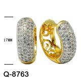 De nieuwe Fabriek Hotsale van Huggies van de Oorringen van de Juwelen van het Koper van het Ontwerp