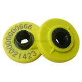 125kHz of de Dierlijke Markering van het Oor 134.2kHz TPU RFID voor Vee/Varken/Schapen