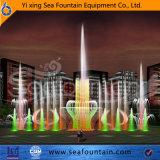 Инновации замечательный цифровой музыки поворотного механизма Танцующий фонтан