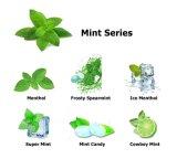 Yumpor Venta caliente de Té Verde una deliciosa mezcla de 30ml con Premiumtaste Eliquid