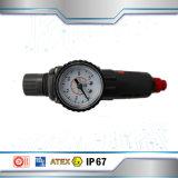 Heißes Verkaufs-Aluminium für Luftfilter-Regler