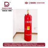 Шкаф автоматического газового огнетушителя FM200 системы пожаротушения