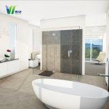 Горячая продажа 10мм стекло в ванной комнате есть душевая просто