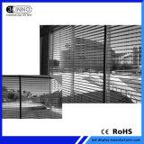P Taux de rafraîchissement5/7mm de haut en couleur Affichage LED SMD transparent