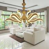 Salone LED il lampadario a bracci moderno del ferro gigante delle nubi