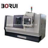 Tck420 Tck500 Tck520の傾いたベッドおよび線形ガイドの方法CNCの旋盤機械