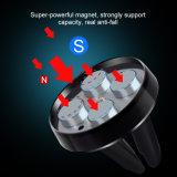 最もよい価格360度の携帯電話のホールダーのエア・ベントの台紙iPhoneのための磁気車のホールダー