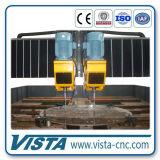 Doppia perforatrice dello strato di tubo dell'asse di rotazione (serie del dm)