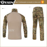 Tactique uniforme de combat Airsoft Emerson costume de grenouille Cp Camo