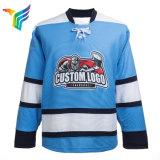 Volle Sublimation USA-Team-Hochschulliga-Eis-Hockey-Hemden