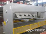 O corte hidráulico da guilhotina Plat máquinas de Ecutting