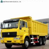 販売のための新しいブランドのSinotruk HOWO 10wheelersのダンプのダンプカートラック