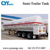 20m3 de volledige Cryogene Vloeibare Tank van het Volume voor Opslag