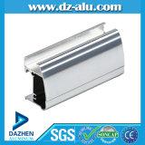 Profil en aluminium personnalisé de production pour le profil de porte de guichet de l'Algérie