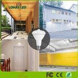 Gleichwertiges (12W) Tageslicht 5000K E26 (BR30) des Bewegungs-Fühler-LED der Glühlampe-100W für Haustür-Garage-Halle