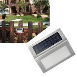 モノクリスタルケイ素の太陽階段軽いLEDの太陽ライト