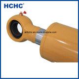 Cilindro hidráulico de doble efecto con servo Sfhsg Sensor para la venta