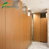 La Chine fournisseur Cheap HPL Partition de l'armoire de toilette