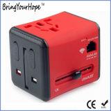 De Adapter van de reis met de Router van de Reis WiFi (xh-uc-009)