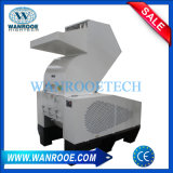 Verwendete pp.-PET Plastikschrott-feste Block-Zerkleinerungsmaschine, die Maschine zerquetscht