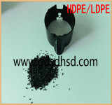 55% schwarzer Kohlenstoff PlastikMasterbatch für Injction Gebrauch