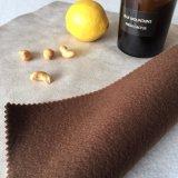 Nuovo tessuto della pelle scamosciata del poliestere di disegno