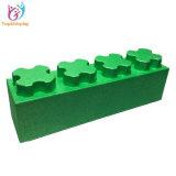 Juguetes de interior calientes del patio de los bloques huecos del EPP de Legos DIY de la seguridad de la venta para los niños