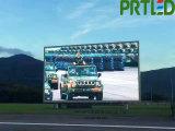 Outdoor P8 avec de bons d'écran à affichage LED étanche des armoires de fer 1024 * 768 mm