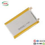 Batería de litio de la batería de la UL Pl494877 3.8V 2500mAh Lipo de los productos electrónicos de consumo